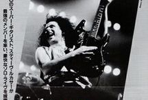 Steve Lukather / A fantastic player and a constant great inspiration for me.  / by Stef Imperiale ☠☆