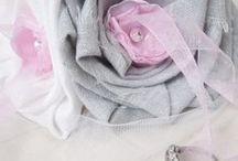 Mariage rose & gris