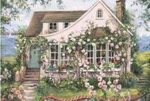 MY ROSE COTTAGE / by Claudia Tatum