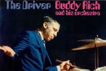 Buddy Rich / There has to be a #1. It's inevitable. That #1 is Buddy.  / by Stef Imperiale ☠☆