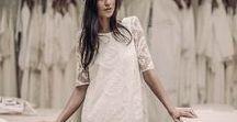 Robe de mariée courte / mariage civil