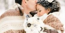 Mariage d'hiver ➸