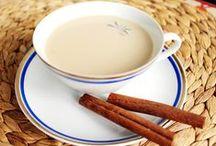 Przepisy z herbatą / Propozycje podania herbat