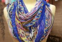 Scarves , Infinity, Oblongs, Square And More. / Since 2005 Shop LuLu Has