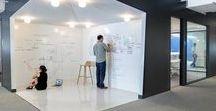 Nouveaux bureaux / Idéation et inspiration pour l'aménagement des nouveaux bureaux