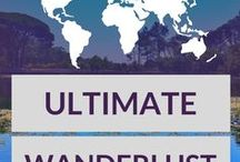 Ultimate Wanderlust / Ultimate Travel Inspiration - the best of all wanderlust and travel inspiration from around the world! Only the most beautiful landscapes make it here