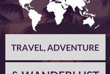 Travel, Adventure & Wanderlust / A group board for you to pin all things travel, adventure & wanderlust related!   **VERTICAL PINS ONLY PLEASE** to join, follow me on Pinterest (tamsininnit) and send me a message or email to tamsin[at]lifebeginswithtravel.com  Irrelevant, non-vertical pins are deleted without notice!