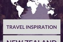 New Zealand Travel Inspiration / All things New Zealand!