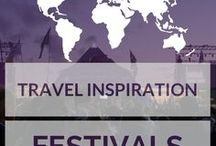 Festival Inspiration / Music festivals and other celebrations from around the world!