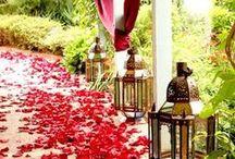 Mariage rouge blanc
