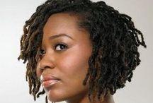 Natural Hair - Fros, Locs and Braids