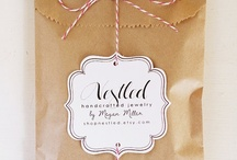 Branding, Packaging, & Design / by Megan Miller { Nestled }