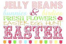 Easter / by Jenelle Godfrey