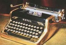 Typewriters / by Randy Susan Meyers