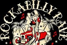 rockabilly, kinda / by Roxann Arden