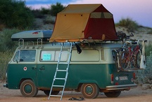 """ERV ideas & Camping / everyone's RV aka """"ERV"""" is a little decrepit, in need of some sprucing up but our family is loving the camping. / by Roxann Arden"""