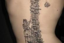 Book Tattoo / by Randy Susan Meyers