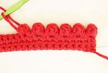 Crochet - Edgings & Borders