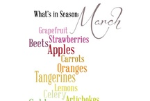 What's in Season?  March