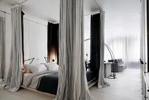 mmmmh INTERIORS 05 / Interior design and decorating : Bedroom / by Beatrix du Toit Interior architecture + design