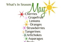 What's in Season?  May