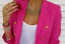 Blazing!  / Blazers of every color and style