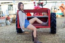 {Seniors}Sunshine Harmon Portraits / Senior photography in Las Vegas, Nevada