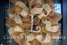 Wreaths / by Dawn Barron