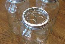 Jars, Glass & Etc. / by Dawn Barron
