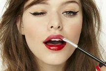 Perfect Pouts / Matte, glossy and bold lip looks for the lorealista.