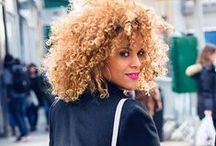 Curls, Curls, Curls / From curly ringlets to loose waves, its all about hair with bounce and frizz-free shine.