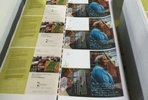 Women's Bean Project 2015-16 Product Catalog / We are excited to launch our new 2015-16 product catalog in October 2015! Check out a sneak peak from our press check.