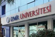 """İzmir Üniversitesi'ndeydik / """"Dijital Dünyada Kariyer ve Google AdWords"""" Semineri için İzmir Üniversitesi'ndeydik."""