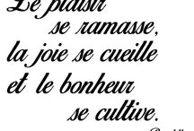 Proverbe & motivation
