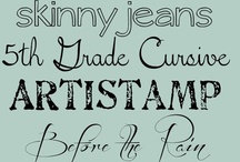 Fontalicious / A collection of fabulous fonts, mostly free!