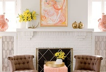 Fireplace Decor / by Erin Walsh