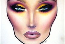 Makeup Love / by Crystal Rodriguez