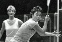 squash, women number 1 / Cronologia delle giocatrici al numero 1 della classifica mondiale di squash / by Mirko Pareccini