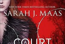 A Court of Thorns and Roses / My New York Times and USA Today bestselling romantic fantasy series, available now from Bloomsbury! Book 3--A COURT OF WINGS AND RUIN--out May 2nd, 2017!