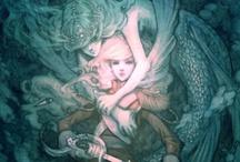 Nautilus / Adventure/fantasy re-imagining of Jules Verne's 20,000 LEAGUES UNDER THE SEA. / by Sarah J. Maas