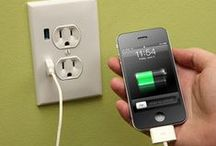 Good Ideas for 2015 / Home Decor includes some of the techno gadgets that makes our lives better ;)