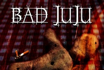 Bad Juju / Bad Juju is a unique blend of horror, romance, and literary fiction.  An old Haitian mentors two teens in the dark arts.  Their spells backfire. http://dinarae.co