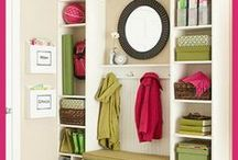Mud Room / by Michelle Barneck {A Little Tipsy}