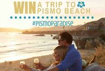Pismo Beach Contests / by Pismo Beach - California