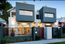 Houses I Like / Dream board of houses on the 'to aspire to' list!