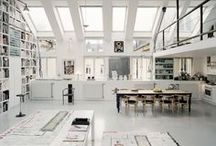 Home: Work Spaces / by Anneke Forbes