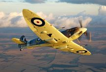 Spitfire / A homage to the most famous fighter aircraft of the Second World War or of all time