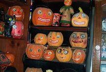 Vintage Halloween / by Teresa Stoll