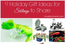 Kids' Holiday Gift Guide / Get ideas for your shopping this holiday season. See the top holiday toys and gift ideas for kids!