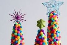 kid's holiday crafts / Fun stuff for kids to do and make for various holiday festivities.